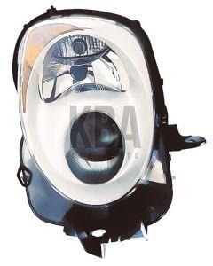 ALFAROME MITO 2009 - 2016 - Head Lamp