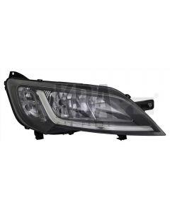 COMMON Head Lamp: CITROEN REPLAY _ FIAT DUCATO _ PEUGEOT BOXER 2014 - 2019 ●Black Headlight Headlamp Driver Rh O/S Off Side