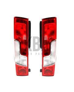COMMON Rear Lamp: CITROEN REPLAY _ FIAT DUCATO _ PEUGEOT BOXER 2014 - 2020 ●Rear Light Tail Back Lamp Pair Right Left O/S N/S
