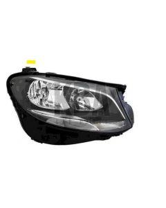 Mercedes E Class 2016- On Headlight Headlamp Driver Side Off Side O/s