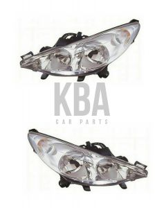 PEUGEOT 207 2006 2012 - Head Lamp