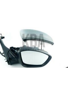 Peugeot 208 2012-2020 Power Folding Door Wing Mirror Chrome Trim Rh Right Off