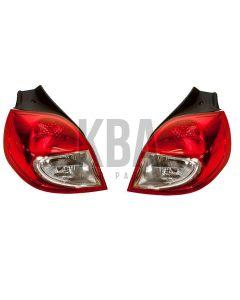 RENAULT CLIO 2009 2012 - Rear Lamp