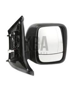COMMON Wing Mirror: VAUXHALL VIVARO _ RENAULT TRAFIC 2014 - 2019 _ NISSAN NV300 2016 - 2019 ●Door Wing Mirror Electric Black Right Driver Off O/S Side