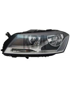 Vw Passat 2010-2014 Headlight Headlamp Lh Left N/S Near Passenger Side