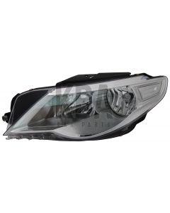 Vw Passat Cc 2008-2012 Headlight Headlamp Lh Left N/S Near Passenger Side