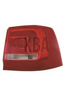 Vw Sharan Mpv 2010-2015 Rear Back Light Tail Lamp Rh Right Driver Off Side