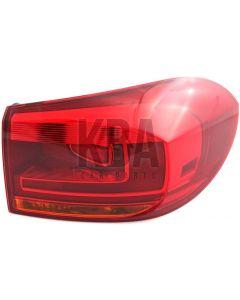 Vw Tiguan 2011-2016 Rear Light Tail Back Lamp Driver Side Rh Side Off Side