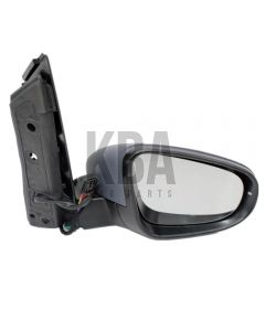 Vw Touran 2010-2015 Electric Door Wing Mirror Driver O/S Off Side Rh Side